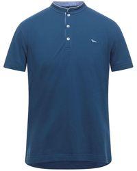 Harmont & Blaine T-shirt - Blue