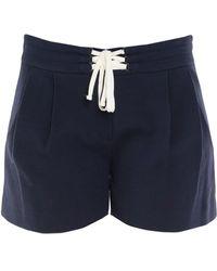 Mr & Mrs Italy Shorts & Bermuda Shorts - Blue