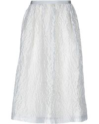 Jucca 3/4 Length Skirt - Grey