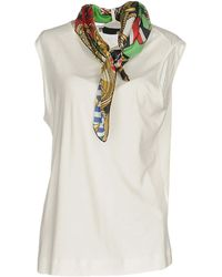 Love Moschino - Top - Lyst