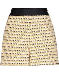 Maje Shorts - Amarillo