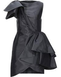 Lanvin Robe courte - Noir