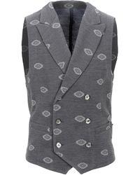 Roda Waistcoat - Grey