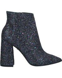 Just Cavalli Ankle Boots - Black