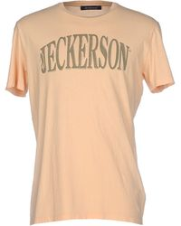 Jeckerson - T-shirt - Lyst