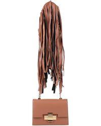 N°21 Cross-body Bag - Brown