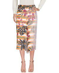 Liu Jo - 3/4 Length Skirt - Lyst