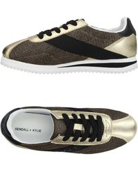 Kendall + Kylie Trainers - Metallic