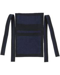 Issey Miyake Bum Bag - Blue