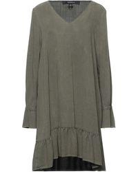 True Religion Short Dress - Green