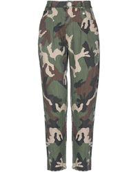 Souvenir Clubbing Pantalone - Verde