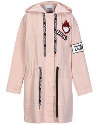 Dondup Coat - Pink