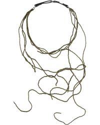 Brunello Cucinelli - Necklace - Lyst