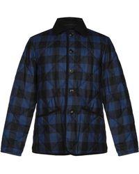 Lavenham Coat - Blue