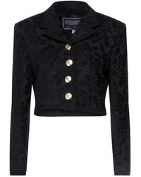 Versus Suit Jacket - Black