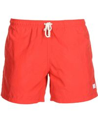 Department 5 Swimming Trunks - Red
