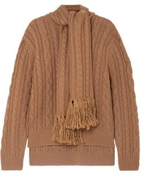 Mother Of Pearl Jumper - Brown