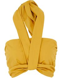 8 by YOOX Top - Giallo