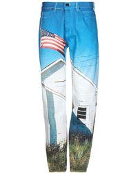 Calvin Klein - Pantaloni jeans - Lyst