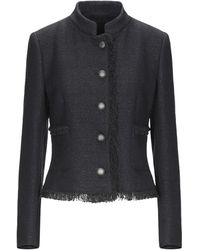 Tagliatore 0205 Suit Jacket - Black