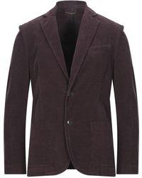 Brooksfield Suit Jacket - Purple