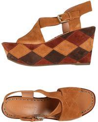 Sigerson Morrison Sandals - Brown