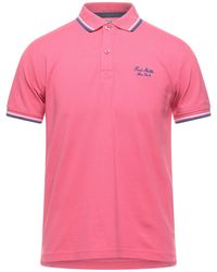 Fred Mello Polo Shirt - Pink