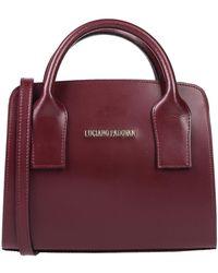 Luciano Padovan Handbag - Purple