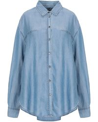 Closed Denim Shirt - Blue