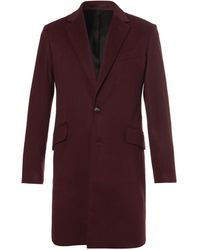 Hardy Amies Coat - Red