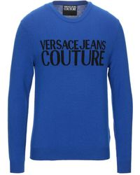 Versace Jeans Couture Sweater - Blue