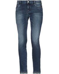 Armani Exchange Denim Trousers - Blue