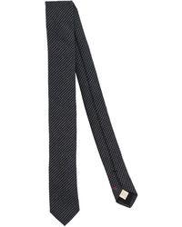 Brian Dales Cravate - Gris