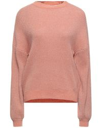 Pieces Pullover - Pink
