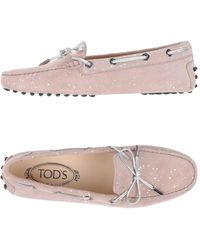 Tod's Loafer - Pink
