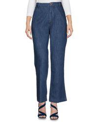 M.i.h Jeans Pantalones vaqueros - Azul