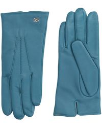 DSquared² Guantes - Azul