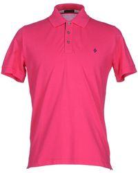 Ballantyne Polo Shirt - Purple
