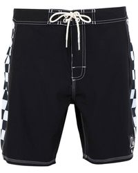 Quiksilver Beach Shorts And Trousers - Black