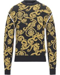 Versace Jeans Couture Sweater - Black