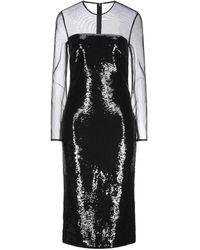 Tom Ford 3/4 Length Dress - Black