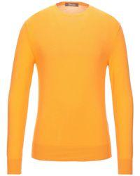 Obvious Basic Pullover - Arancione