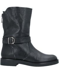 Bally Ankle Boots - Black