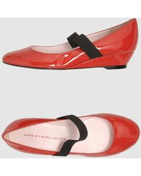Marc By Marc Jacobs Court - Red