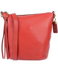 COACH Cross-body Bag - Red