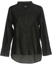 Le Mont St Michel - Denim Shirt - Lyst