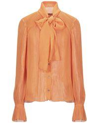 Marco De Vincenzo Shirt - Orange