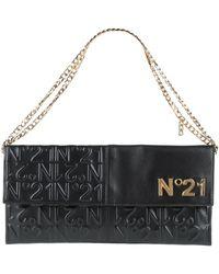 N°21 Bolso de mano - Negro