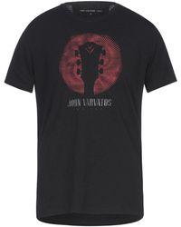 John Varvatos T-shirt - Noir