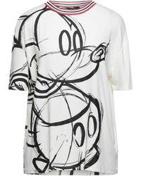 Desigual T-shirt - Bianco